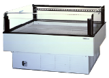 冷蔵アイランドケース W1200