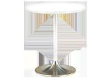 丸テーブル Φ600(白)