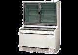 冷凍デュアルショーケース W1200