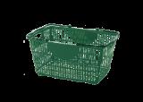 買い物カゴ(緑)